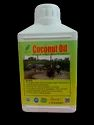 Organic Coconut Oil Wooden Cold Pressed Unrefined