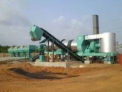 DM 60 Asphalt Drum Mix Plant