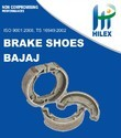 Hilex Caliber/ Platina/ Boxer AT,/CT100 Brake Shoe