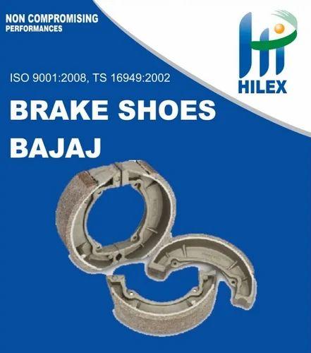 Hilex Caliber/ Platina/ Boxer AT,/CT100 Brake Shoe