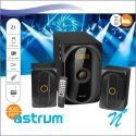 2.1CH 40W RMS BT Wireless Multimedia Speaker
