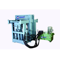 Interlock Brick Making Machine