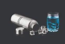 Nirlon Stainles Steel Freezer Water Bottle 650ml