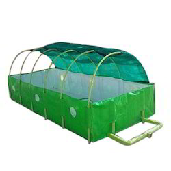 Portable Vermi Compost Beds With Shade