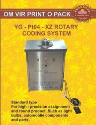 YG-Pt104-XZ ROTARY CODING SYSTEM