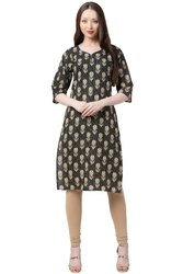 VFLK-44 Daily Wear Printed Kurti in Jaipuri Print
