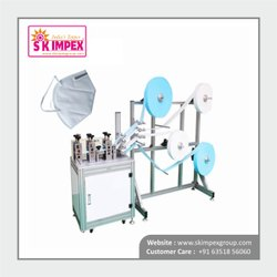 N95 Mask Macking Machine