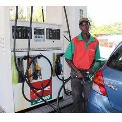 Solar Petrol Pump System