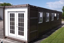 MS Shipping Containers