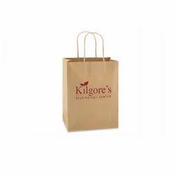 ca69d2f095 Paper Bag Junction Printed Brown Kraft Paper Bag