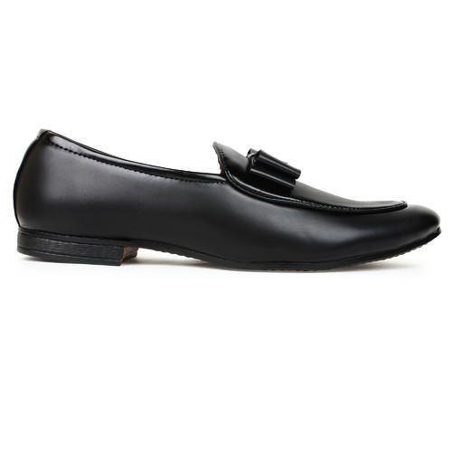 d73f87b0a93 Buwch Formal Party Wear Black Shoe For Men