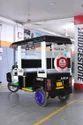 Deluxe E Rickshaw