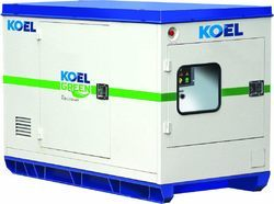 62.5 KVA Liquid-Cooled Kirloskar Generator