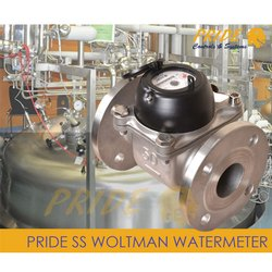 SS316 Mechanical Watermeter