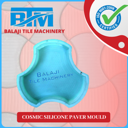 Cosmic Silicone Paver Mould