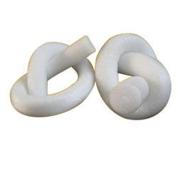 White EPE Foam Tubes