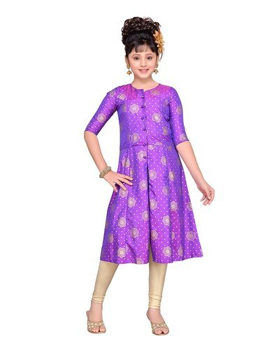 bc86721eb6db0 Girls Kurti Chudi Legging Set, Rs 999 /piece, Ambika Clothing Co ...