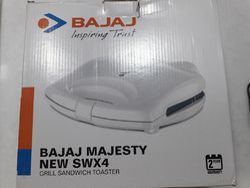 Bajaj Majesty Grill Sandwich Toaster