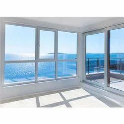 Sliding UPVC Home Window, Height: 4 to 5 feet