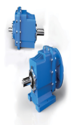 Three Phase AC Geared Motors