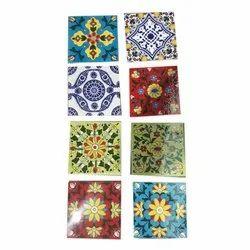 Square Ceramic Kitchen Wall Tiles