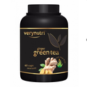 Very Nutri Ginger Green Tea, Packaging Type: Bottle , Speciality: Health Tea