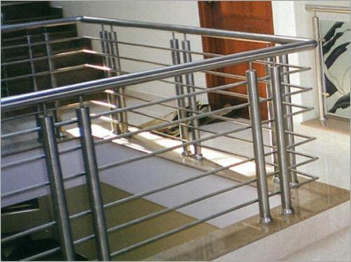 Stainless Steel Railings - SS Residential Railing Manufacturer from