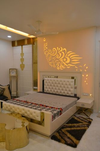 Solid Surface Backlit Wall Panel At Rs 1130 Square Feet Sector 10