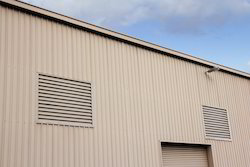 Wall Louver Ventilation Sheets