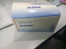 Cabergoline 250mg Dizone Tablet