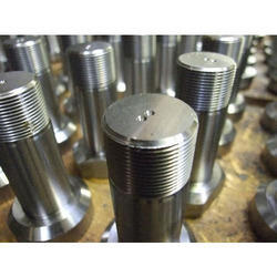 Stainless Steel Titanium Parts, For Chemical Plant, Packaging Type: Box