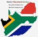 South Africa  Thesis Writing Services