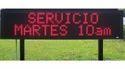 Electronic Display Sign Board