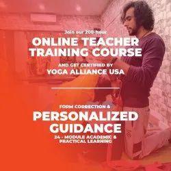 5 Weeks Unisex Yoga Teacher Training, 18-55
