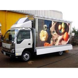 LED Video Van Advertisement Service