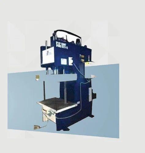 C Frame Press, Capacity: 1-5 Ton, 5-10 Ton, Rs 250000 /unit | ID ...