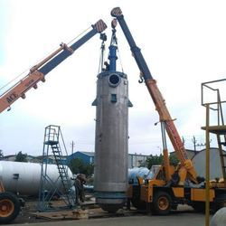 Agitated Thin Film Dryer / ATFD