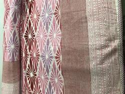 Hand Print Comforter & Dohar