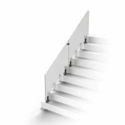 Frameless Spigot Railing System