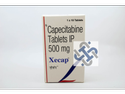 Xecap Capecitabine 500mg Tablet, Packaging Type: Box