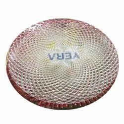Yera Designer Glass Plate