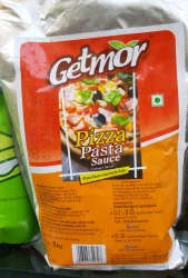 Getmore Pizza Sauce