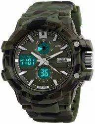 Skmei Military Sport Watch Men Digital Wrist Watch Led Male Clock For Man