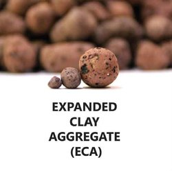 Rounds And Crushed Expanded Clay - Exclay, For Agriculture, Size: 0-30 Mm