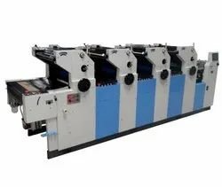 Non Woven Web Offset Printing Machine