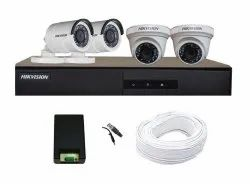Hikvision Full HD CCTV Camera, Ip 66, Model Name/Number: Ds-7a04hghi- F1/Eco