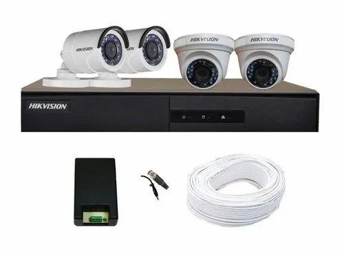 Hikvision Full HD CCTV Camera