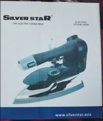 SILVER STAR Metal electric steam iron, Model Name/Number: Es-300