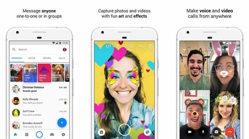 video chat app android