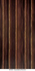 California Walnut Aluminium Composite Panel( ER 363)